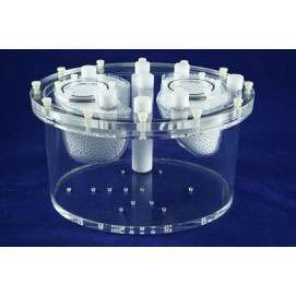 Lung-Spine SPECT Phantom - 4044 Elliptical Lung Spine Phantom