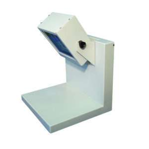 511 Adjustable L Block Table Top Shield