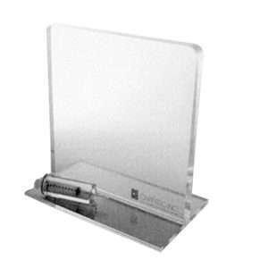 Acrylic 'L' Block Shield