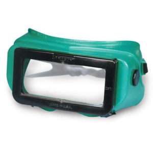 Lead Glass Goggles