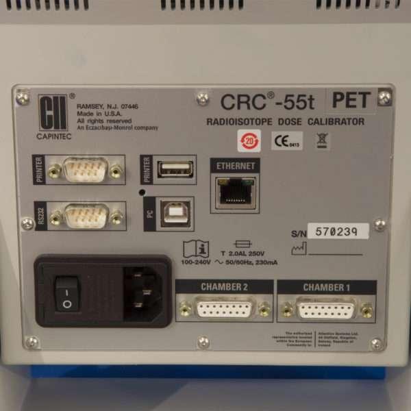 CRC - 55tPET Dose Calibrator