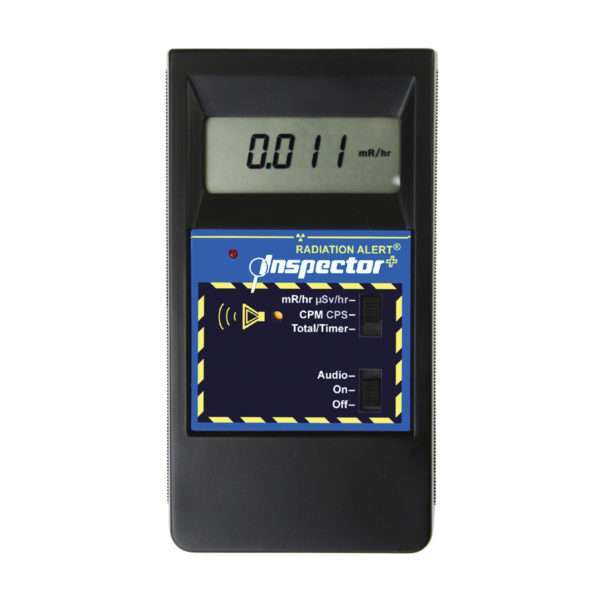Inspector Deluxe Radiation Monitor