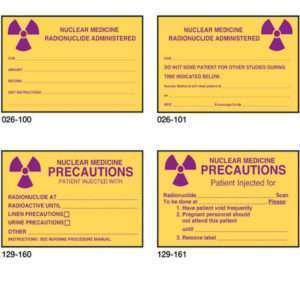 Nuclear Medicine Labels