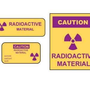 Pressure Sensitive Warning Labels