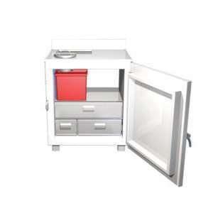 Unit Dose Cabinet