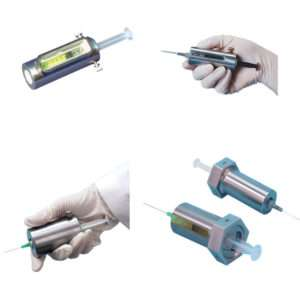 PET Syringe & Vial Shields