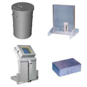 Shielding and Storage