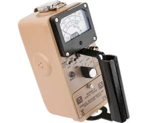 Survey meter calibration services now offered