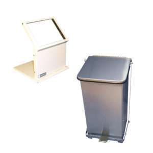 L-Block Shielding & Storage