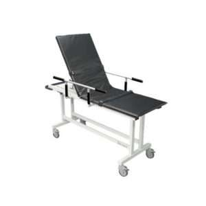 MRI Stretcher with Fowler Positioning