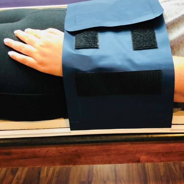 Patient Support System with Scan-Bands