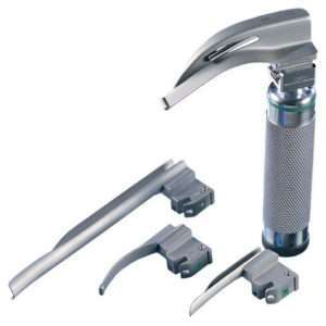 MRI Non-Magnetic Laryngoscope Handle