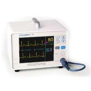 Accusync ® 72, 5 Lead ECG Trigger Monitor & Printer